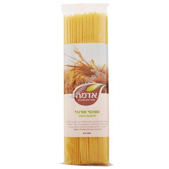 Органические спагетти 500 гр - Адама