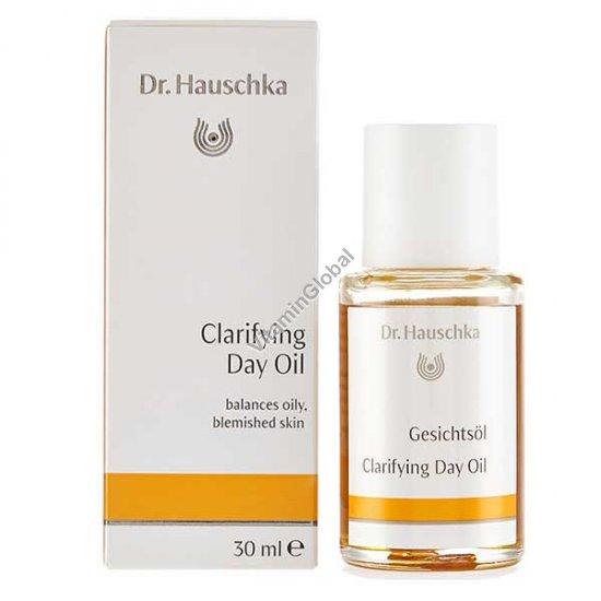 Нормализующее масло (для жирной и смешанной кожи) 30 мл - Д-р Хаушка