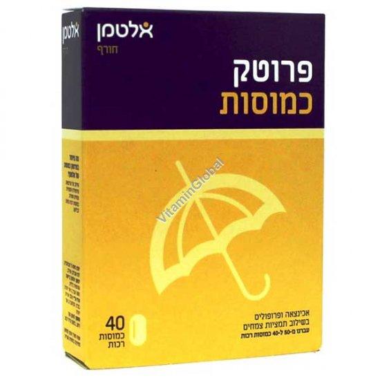 Протек для укрепления иммунной системы 40 капсул - Альтман