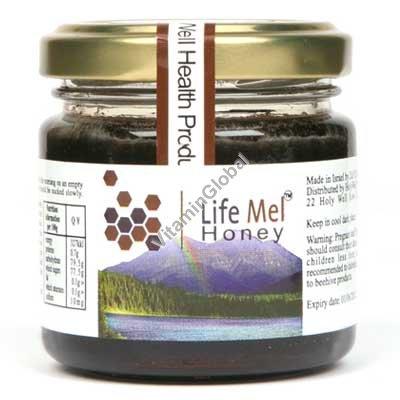 Life Mel (Лайф Мел) - лечебный мед для предупреждении осложнений химиотерапии и облучения 120 грамм - Цуф Глобус Лтд