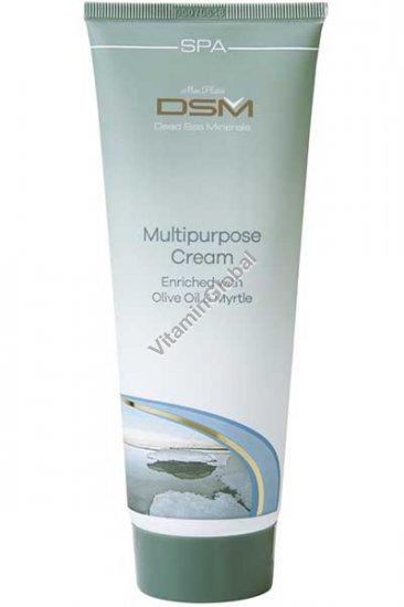 Многофункциональный крем с оливковым маслом и миртом 250 мл - Мон Платин