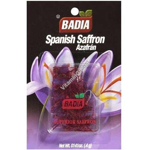 Испанский шафран премиум качества 0.4 грамма - Badia