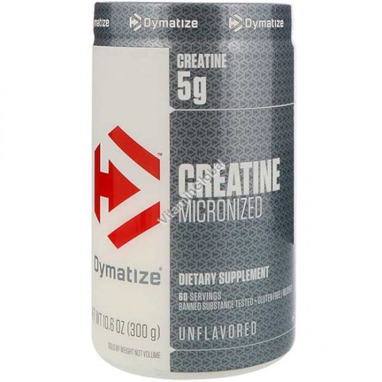 Креатин моногидрат 300 гр - Dymatize Nutrition