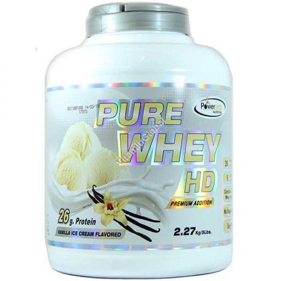 Сывороточный протеин со вкусом ванильного мороженого 2.27 гр - PowerTech Nutrition