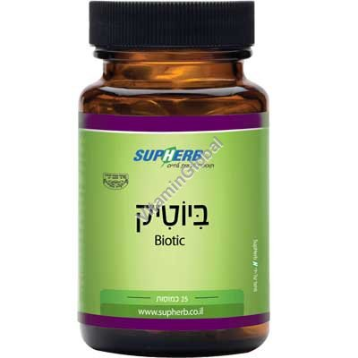 Биотик - пробиотик 25 капсул - SupHerb