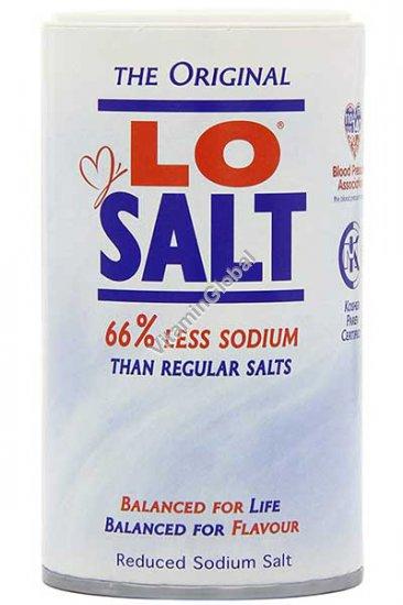 LoSalt – соль с пониженным содержанием натрия 350 гр - Klinge Foods