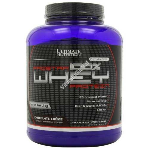 ProStar сывороточный белок вкус шоколада 2.39 кг - Ultimate Nutrition