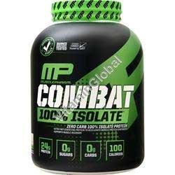 Combat - 100% протеин изолят шоколадный вкус 2.268 кг - Muscle Pharm