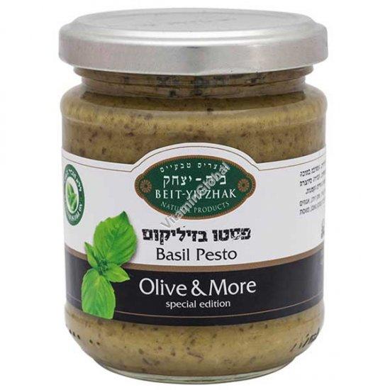 Натуральный соус песто 180 гр - Beit Yitzhak