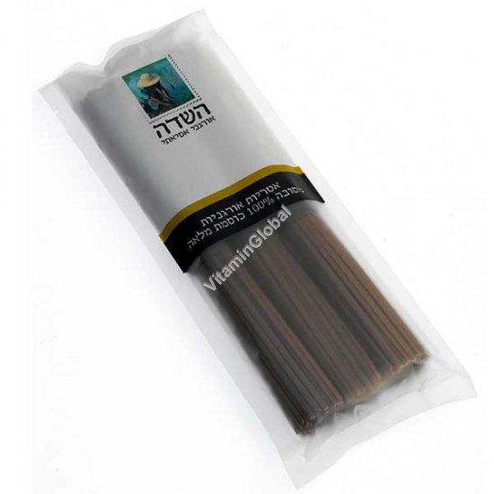 Органические безглютеновые макароны из гречневой муки 250 гр - HaSade