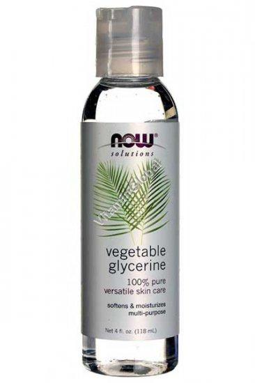 Растительный глицерин 118 мл - Now Solutions