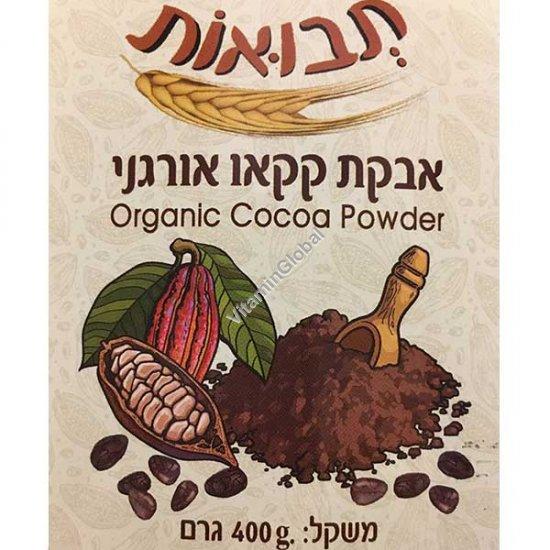 Органический какао-порошок 400 гр - Tvuot