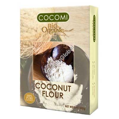 Органическая кокосовая мука 500 гр - Cocomi