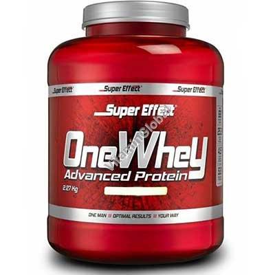 Сывороточный протеин со вкусом печенья 2.27 кг - Super Effect