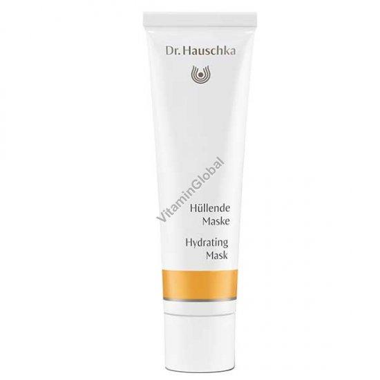 Увлажняющая маска для сухой, чувствительной и зрелой кожи 30 мл - Доктор Хаушка