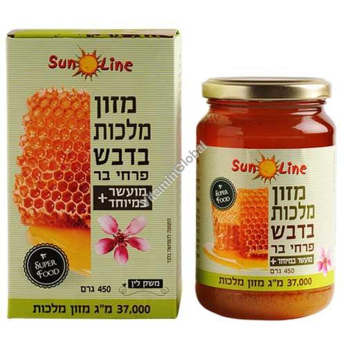 Маточное молочко 37000 мг в меду 450 гр - Sun Line