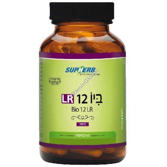 Пробиотика Био 12 LR 60 капсул - Supherb