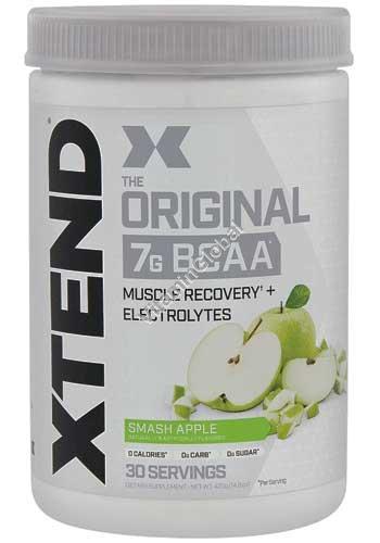 Xtend – комплекс BCAA аминокислот вкус зеленое яблоко 420 гр - Scivation