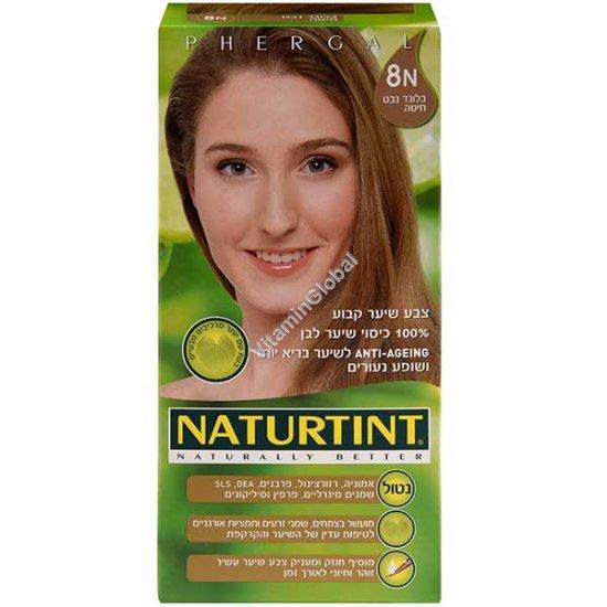 Светло-пшеничный 8N - Натуртинт