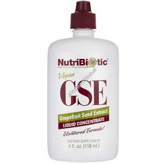 GSE экстракт зерен грейпфрута 118 мл - NutriBiotic