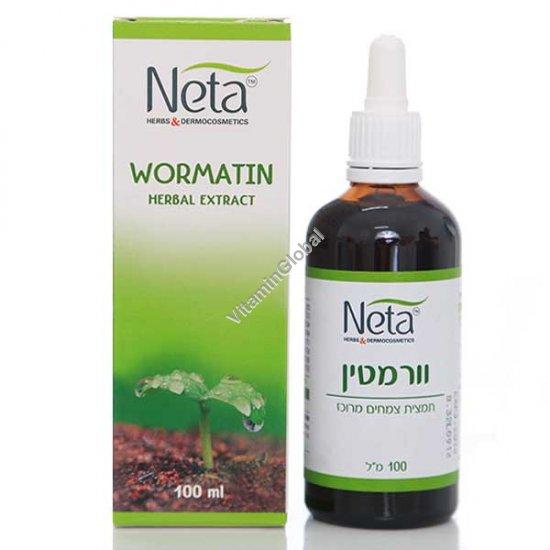 Ворматин – натуральное средство от глистов в кишечнике у детей и взрослых 100 мл - Neta
