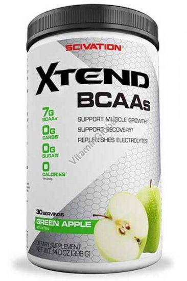 Xtend – комплекс BCAA аминокислот вкус зеленое яблоко 398 гр - Scivation