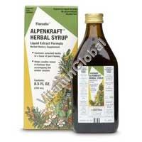 Альпенкрафт - сироп от кашля и простуды 250 мл - Salus