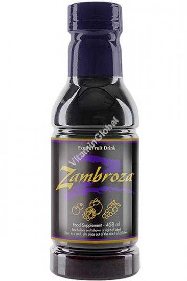 Замброза (Zambroza) - эликсир молодости и здоровья 458 мл - NSP