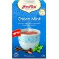Органический аюрведический чай - шоколад и мята 17 фильтр-пакетиков - Yogi Tea