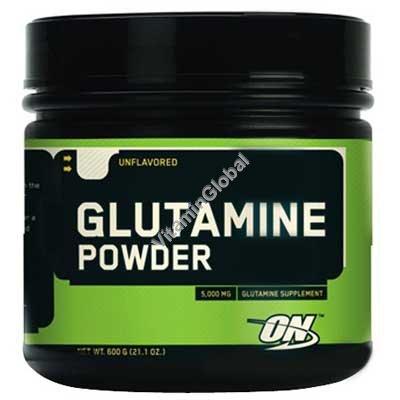 Л-Глютамин в порошке 600 гр - Optimum Nutrition