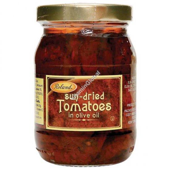 Высушенные под солнцем помидоры в оливковом масле 340 гр - Roland