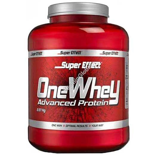 Сывороточный протеин со вкусом крем брюле 2.27 кг - Super Effect