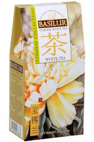 Белый китайский чай 100 гр - Basilur