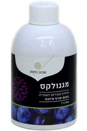 Молочко Магнолакс - средство от запоров со сливовым вкусом 500 мл - Oriental Secrets