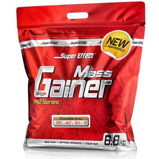 Масс гейнер с шоколадным вкусом 6.80 кг - Super Effect
