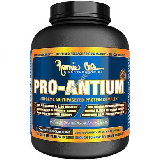 Pro-Antium протеиновый комплекс вкус шоколадное печенье 2.55 кг - Ронни Колеман