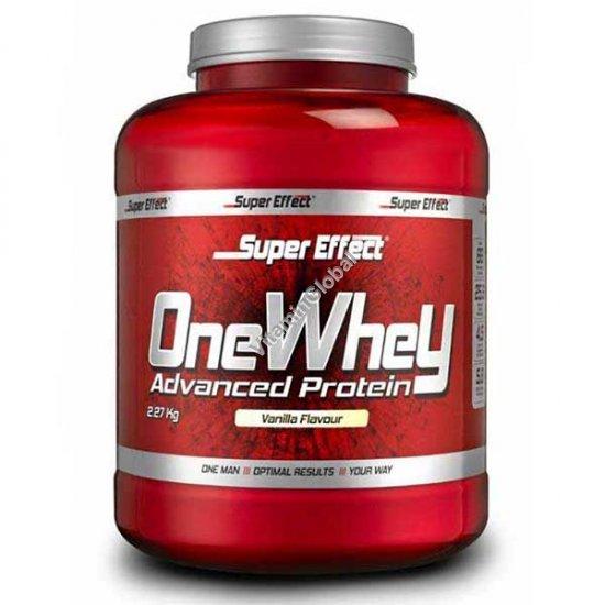 Сывороточный протеин с ванильным вкусом 2.27 кг - Super Effect