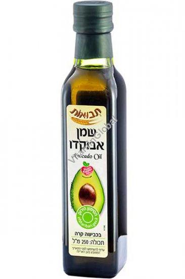 Масло авокадо холодного отжима 250 мл - Tvuot
