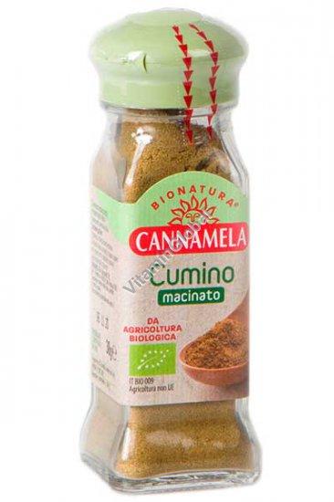 Органический молотый кумин 38 гр - Cannamela