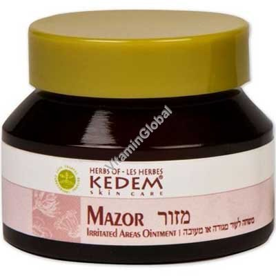 Мазор - противогрибковая мазь 50 мл - Herbs of Kedem