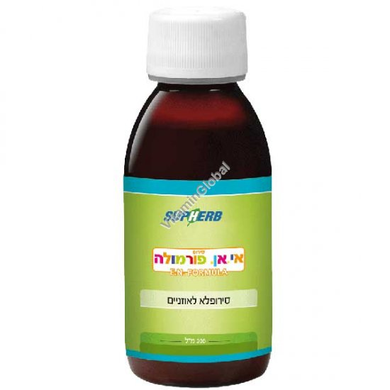E.N. формула для детей при болях в ушах 200 мл - SupHerb