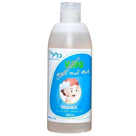 Растительный шампунь для детей 500 мл - Eco Clil