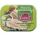 Филе португальских сардин в экстра вирджин оливковом масле 100 гр - Ramirez