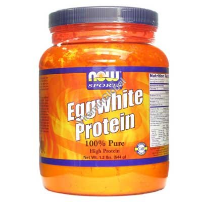 Яичный белок 544 гр - Now Foods