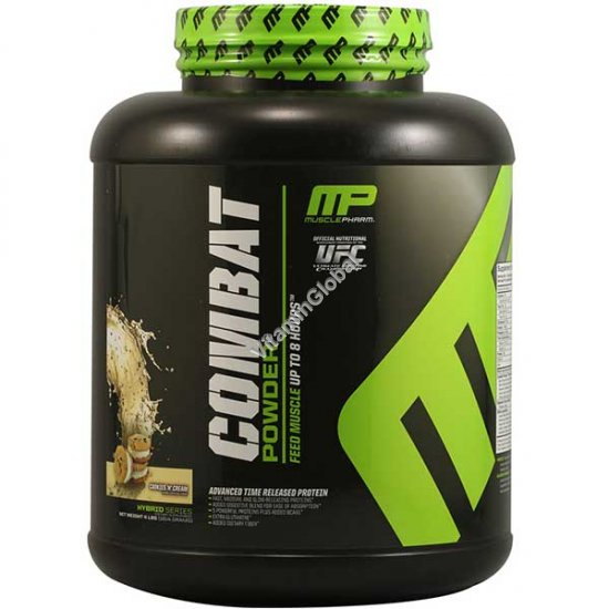 Combat - протеин в порошке вкус печенье-крем 1.814 кг - MusclePharm