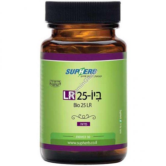 Пробиотик Био-25 LR 30 капсул - SupHerb
