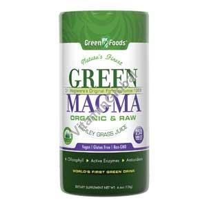 Грин Магма (Green Magma) экстракт ячменя 250 таблеток - Green Foods