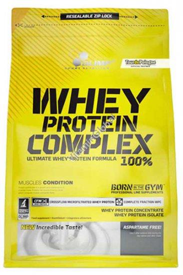 Протеиновый комплекс - ультрафильтрованный концентрат и изолят сывороточного протеина с шоколадным вкусом 700 гр. - Olimp