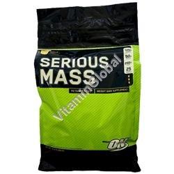 Гейнер Serious Mass вкус шоколада 5.455 кг - Optimum Nutrition