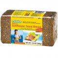 Цельнозерновой ржаной хлеб с семечками подсолнечника 500 гр - Mestemacher